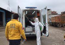 Türkiye de ilk corona virüsü tespitinin yapılması ile birlikte dezenfekte, temizlik ve uyarı çalışmalarına ara vermeden devam ediyor. Sındırgı Belediyesi Korona ile Mücadele Timi de 7/24 çalışmalarına devam ediyor.