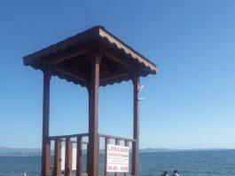 Balıkesir Büyükşehir Belediyesi, sorunsuz bir yaz sezonu geçirmek için sahillerde birçok çalışma yürütüyor. Kendi imal ettiği; modern duş, cankurtaran kulesi, soyunma kabini, tuvalet üniteleri, yaşlı ve engelli vatandaşların denize daha rahat girebilmesi için plajlara rampalar yerleştiriliyor.