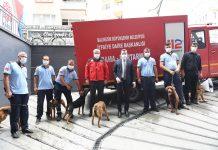 Balıkesir Büyükşehir Belediyesi İtfaiyesi, şehirde bir ilki gerçekleştirerek bünyesine arama kurtarma ve iz sürme operasyonlarında görev alacak 6 köpeği dâhil etti. Büyükşehir İtfaiyesi'nin özel olarak yetiştirdiği Yıldız Arama Kurtarma ekibinde görev alacak köpeklerle özel bir arama kurtarma timi oluşturuldu.