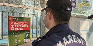 KARESİ'DE AFET VE ACİL DURUMDA TOPLANMA YERLERİ BELİRLENDİ